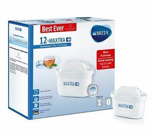 BRITA Maxtra+ Plus Universal Water Filter Replacement Cartridges Multi Packs