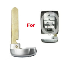 Small Uncut Emergency Smart Remote Key Insert Blade for Acura MDX RLX TLX