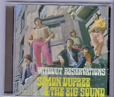 Simon Dupree & The Big Sound : Without Reservations