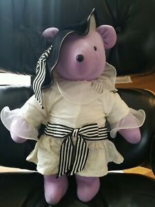 Audrey Hepbearn as my bear lady NABCO VIBs 1985 retired NWT long time storage