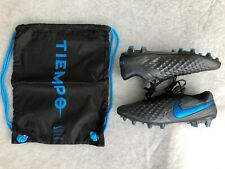 Nike tiempo legend 8 elite FG, negro/azul, levas
