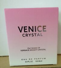 VENICE CRYSTAL Eau De Parfum 100 ml for women