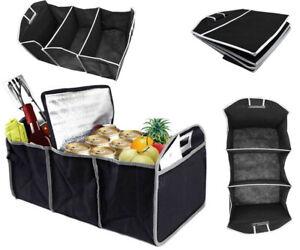 Trunk Organizer Collapsible Folding Caddy Car Truck Auto Storage Bin Bag NEW-