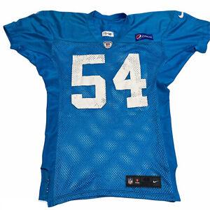 Carolina Panthers NFL Jason Williams practice jersey team issued 2013 rare #54