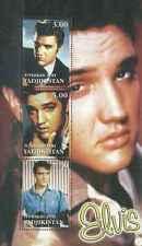 Timbres Musique Elvis Presley Tadjikistan ** année 2001 lot 22259