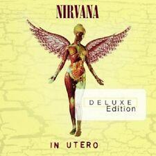 NIRVANA - IN UTERO (20TH ANNIVERSARY) (DELUXE EDITION) 2 CD NEW+