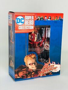 Eaglemoss DC Super Hero Collection Red Arrow Figurine 1:21 Scale Issue 47