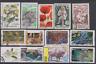 #32 FRANCE FRANCIA lot de timbres oblitérés used stamps
