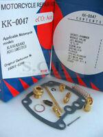 KAWASAKI KH110 GTO KEYSTER CARBURETOR CARB REBUILD REPAIR KIT ALL YEARS