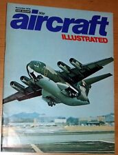 Aircraft Illustrated 1976 November Braniff,Fieseler Storch
