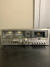 JVC KD-55 Stereo Cassette Tape Deck Working  Super ANRS
