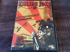 THE KILLING JOKE - XXX Gathering! (Live) DVD New Wave / Post Punk USA