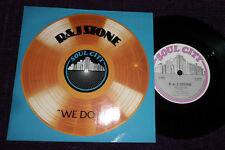 "R&J STONE  ""We Do it "" // JAYCEE PEAES ""We've gone and done it now ""  7"" SITY 3"