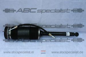 NEU Mercedes C216 CL500 CL600 ABC Federbein Stoßdämpfer Hinten Links 2213200313