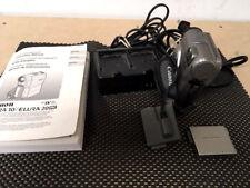 Canon Elura 20 mc Mini DV Camcorder Digital Video Camera 40x Optical Zoom