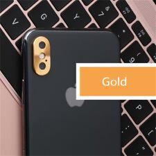 Aluminium Lens Case Protector Full Cover Rear Back Camera Ring For iPhoneX UK��