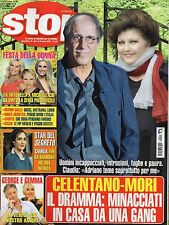 Stop 2017 10.Adriano Celentano & Claudia Mori,Claudia Galanti,Yara Puebla,jjj