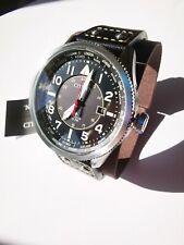 Citizen BX1010-02E Eco-Drive 200M Promaster Nighthawk Perpetual World Time BNWT