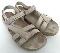 Kalso Earth Shoe Trudy Womens Size 9.5B Beige Flip Flip Casual Walking Sandals