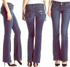 Pre-Owned, HUDSON Women's signature bootcut jeans, Size 26