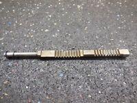 1990 Kawasaki KX250 Cylinder power valve governor control rod shaft 90 KX 250