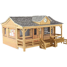 Metcalfe PO410 Wooden Pavilion Kit OO/HO Gauge Kit