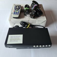 Goodmans Digital TV Receiver GDR11 Freeview Channel with Scart Cable BOXED