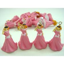 Wholesale 20 pcs Princess Ariel Jewelry Making Figure Pendant Charms SET