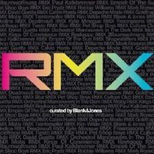 RMX - CURATED BY BLANK & JONES CD MIT MEDINA UVM. NEU
