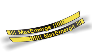John Deere MaxEmerge Planter Decal Set for 7000, 7100, 3M Quality