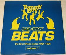 TOMMY BOY GREATEST BEATS VOL.1 - 2 LP SET