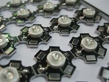 3W 365nm UV LED ultraviolet LED chip light High Power bead with 20mm pcb