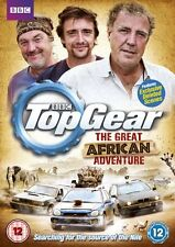 Top Gear: The Great African Adventure [DVD] NEU Jeremy Clarkson Motorsport