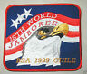 1999 World Scout Jamboree USA Boy Scouts of America (BSA) Contingent Backpatch