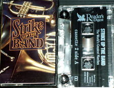 STRIKE UP THE BAND CASSETTE 2 RDC 92652 IRISH GUARDS ROYAL MARINES ALBUHERA