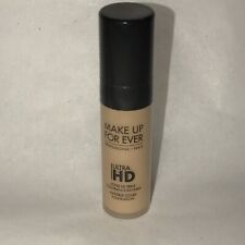 New Make Up For Ever Ultra HD Invisible Cover Foundation Sample Y335  5 ml