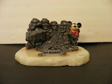 RARE Ron Lee DISNEY Mount MICKEY Mouse Figurine LE Signed Figure Limited Edition
