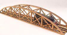 OO Gauge Single Track Bowstring Bridge by WWS – Model Railway MDF Scenery