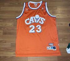 NBA Cleveland Cavaliers Size XL +2 LeBron James Jersey Reebok Hardwood Classic