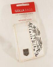 golla Mobile Bag Thug weiß Smartphone Tasche Handytasche Mp3 Player kamera Tasch