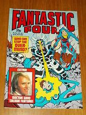 FANTASTIC FOUR #16 MARVEL BRITISH WEEKLY 19 JANUARY 1983