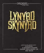 LYNYRD SKYNYRD - LIVE IN ATLANTIC CITY   CD+ BLU RAY AUDIO NEW+