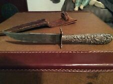 Antique Solingin sterling silver dagger ,s Kirk silver 1800s Germany