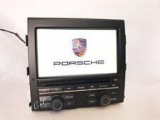 2011~2016 GENUINE Porsche Cayenne CDR31 PLUS Radio Bluetooth AUX CD Radio XM SAT