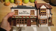 Vintage Dept 56 Heritage Christmas Village Dickens The Old Curiosity Shop