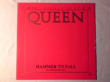 """QUEEN Hammer to fall 12"""" GERMANY FREDDIE MERCURY RARISSIMO RARE NUOVO UNPLAYED!!"""