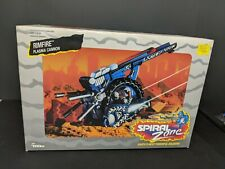 Tonka Spiral Zone Vehicles Rim Fire Cannon box only very rare complete your toys