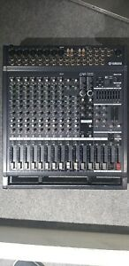 Yamaha EMX 5000 Powered Mixing Desk PA system with S15 Speakers