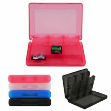 28 in 1 Game Card Memory Card Stylus Storage Case for Nintendo 3DS 3DS XL