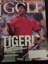 1996 Golf Magazine: Tiger Woods - Is The Sky Really The Limit?